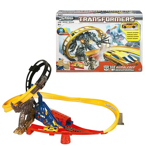 Transformers Speed Stars Bumblebee Battle Track