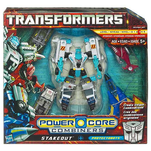 Transformers Power Core Combiners Stakeout (Protectabots)
