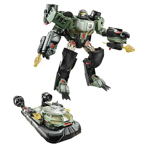 Transformers Voyager Deep Dive