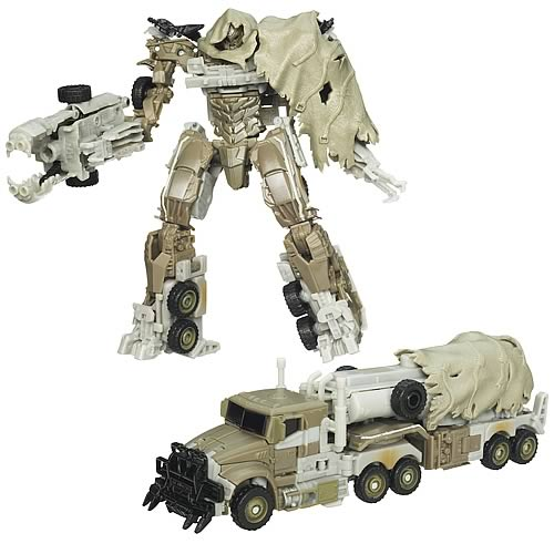 Transformers Dark of the Moon Voyager Megatron