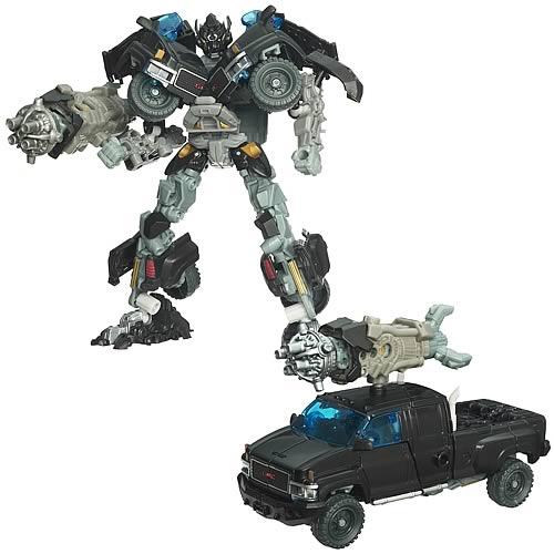 Transformers Dark of the Moon Voyager Ironhide