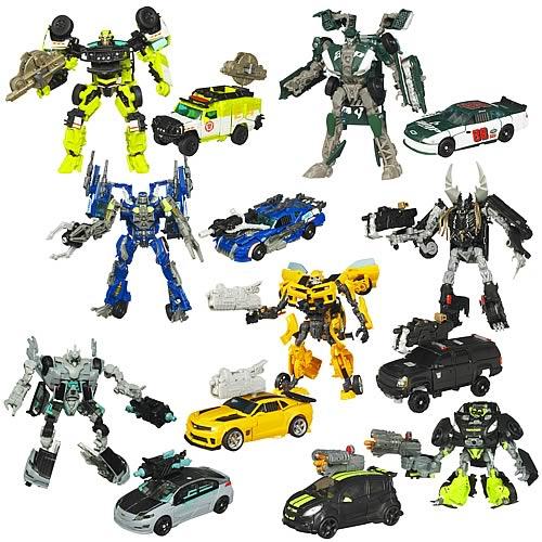 transformers dotm mechtech deluxe figures wave 4 revision