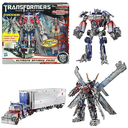 Transformers Dark of the Moon Movie Ultimate Optimus Prime