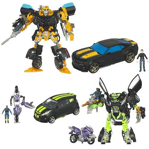 Transformers Dark of the Moon Human Alliance Wave 1