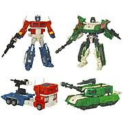 Transformers Optimus Prime vs. Megatron 2-Pack