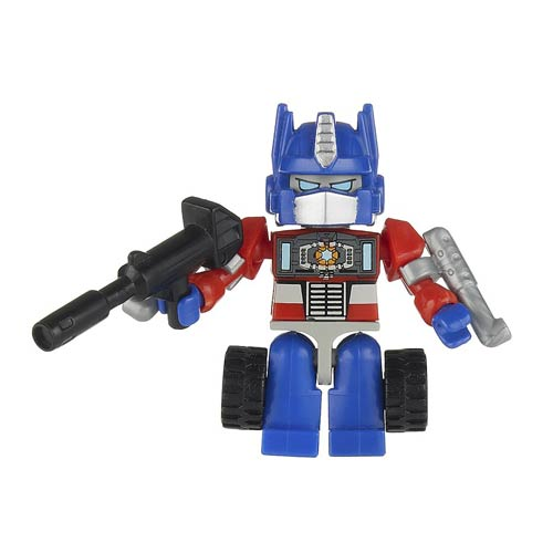 Kre-O Transformers Optimus Prime Matrix Kreon Mini-Figure