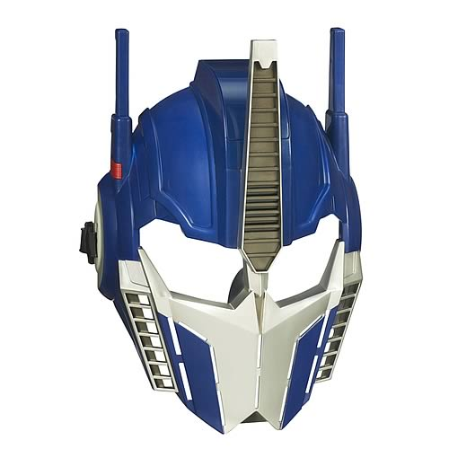 Transformers Prime Optimus Prime Mission Helmet