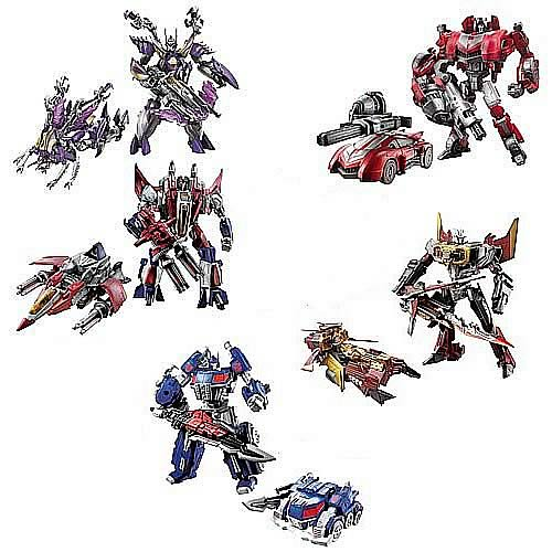 Transformers Generations Deluxe Figures Wave 3