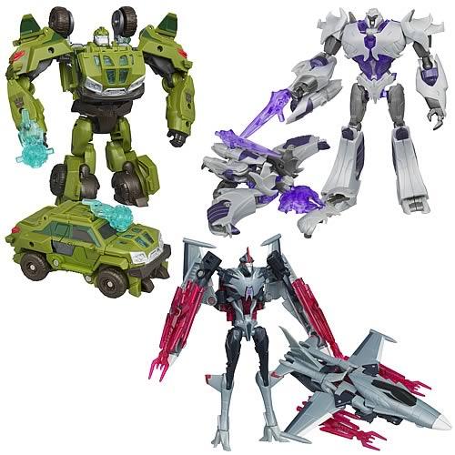 Transformers Prime Cyberverse  Commander Wave 1