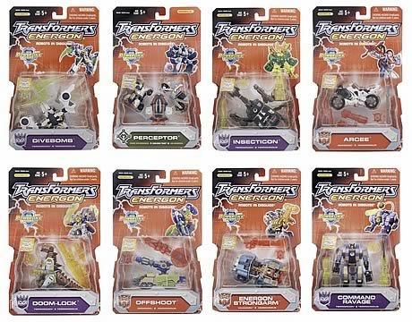 Energon Basic Assortment 5