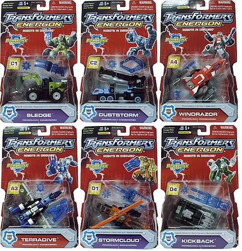 Energon Basic Assortment 7