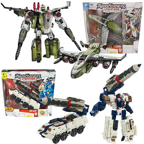 Transformers Cybertron Ultra Wave 4