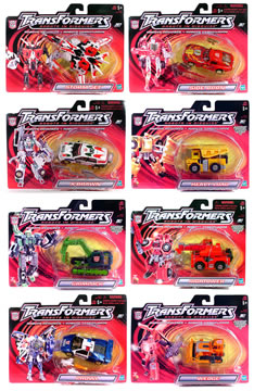 Dlx. Robots in Disguise Wave 6