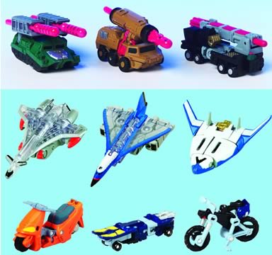 Armada Mini-Cons Asst. 1