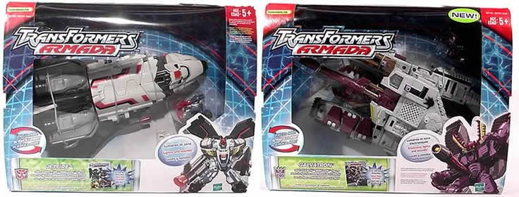 Gigacon Jetfire/Galvatron Set