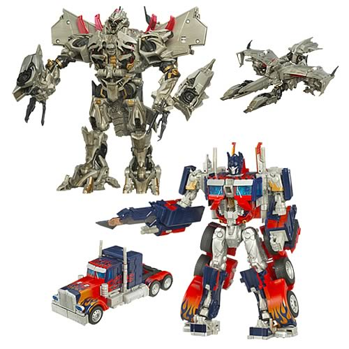 Transformers Movie Leader Wave 6