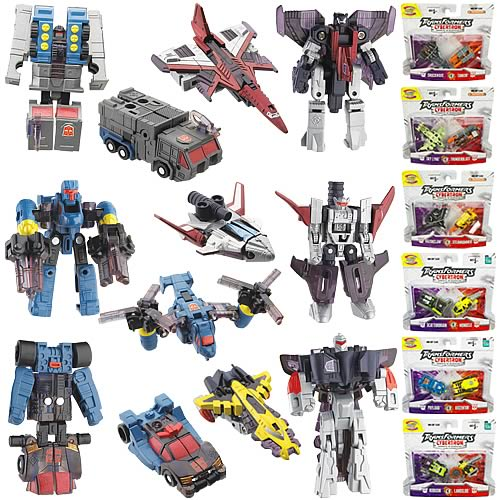 Transformers Cybertron Mini-Con 2-Packs Wave 3