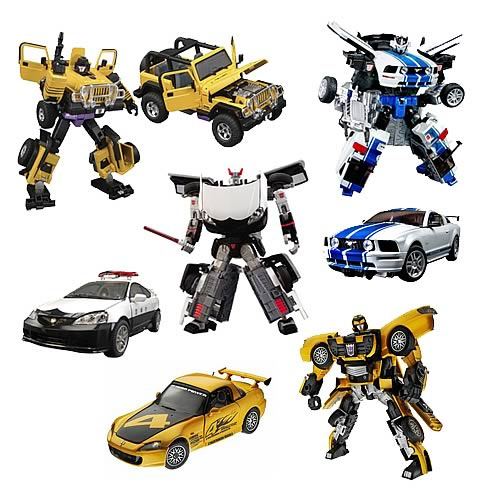 Transformers Alternators Assortment 11