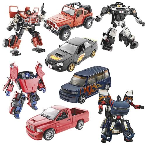 Transformers Alternators Assortment 13, Rev. 1