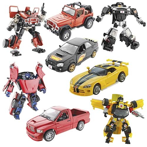 Transformers Alternators Assortment 13, Rev. 2