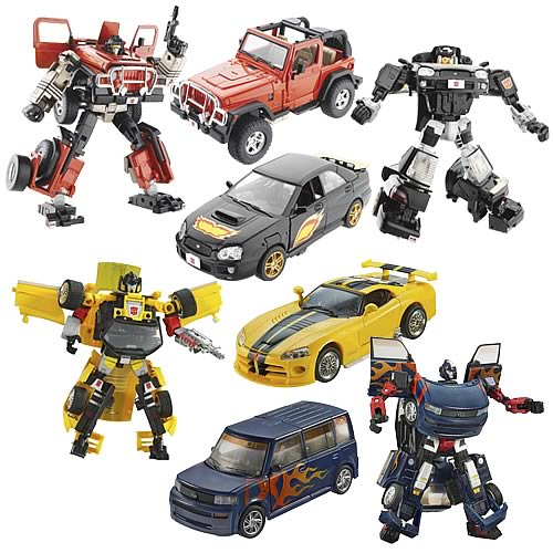 Transformers Alternators Assortment 13