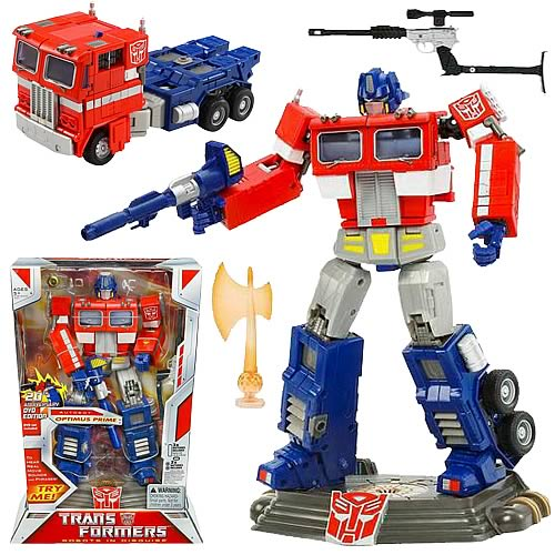 Transformers Collector's Edition Optimus Prime