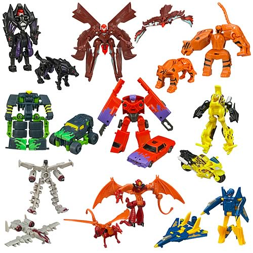Transformers Classics Mini-Cons Wave 2 Set