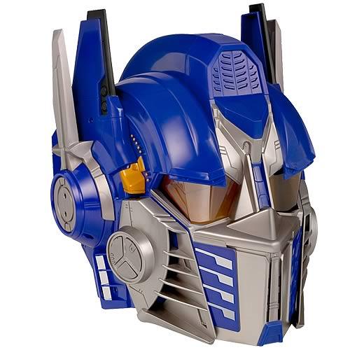 optimus prime voice changer helmet instructions