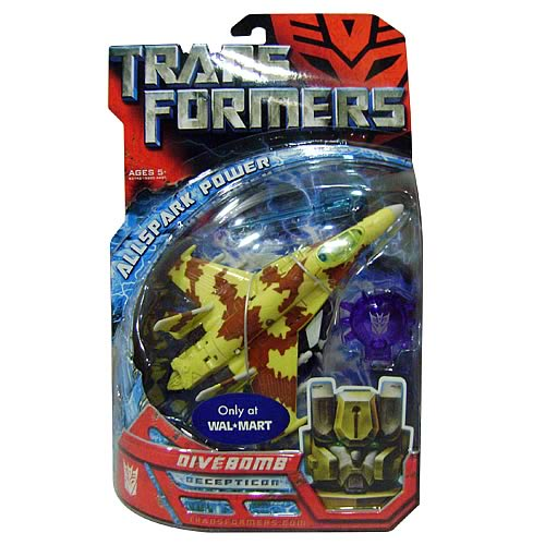 Exclusive Transformers Movie Allspark Power Divebomb