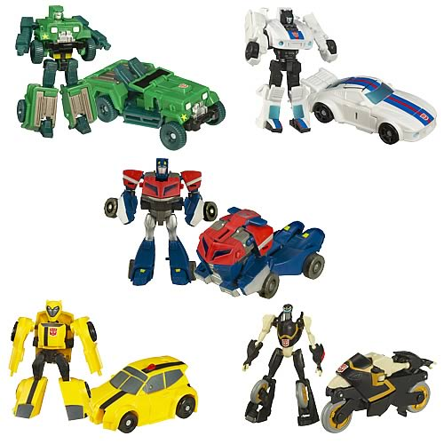 Transformers Universe Legends Wave 3