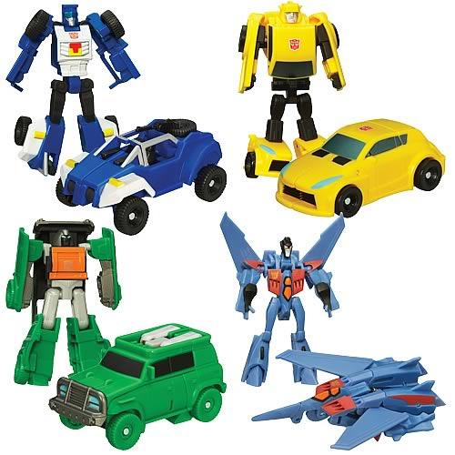 Transformers Universe Legends Wave 4 Set