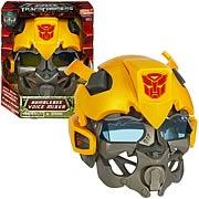 Transformers Revenge of the Fallen Bumblebee Voice Helmet