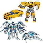 Transformers Revenge of the Fallen Deluxe Wave 1 Rev. 1