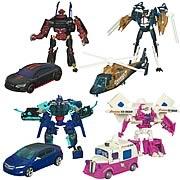 Transformers Revenge of the Fallen Deluxe Figures Wave 5 Set