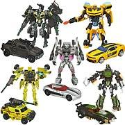 Transformers Revenge of the Fallen Deluxe Figures Wave 9