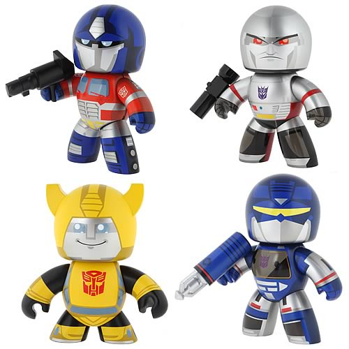 Transformers Universe Mighty Muggs Wave 1