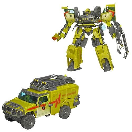 Transformers Revenge of the Fallen Voyager Desert Ratchet ...