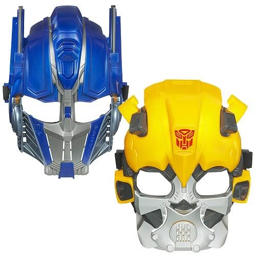 Optimus Prime Mask Download