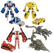 Transformers Generations Legends Figures Wave 1 Rev. 1