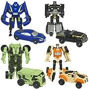Transformers Generations Legends Figures Wave 2 Set