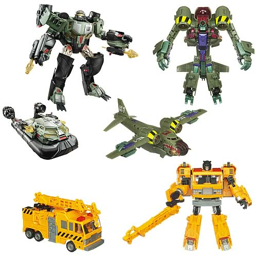 Transformers Voyager Figures Wave 5