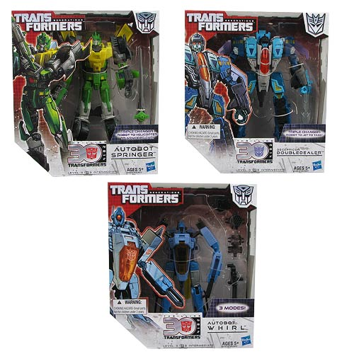 Transformers Generations Voyager Wave 6