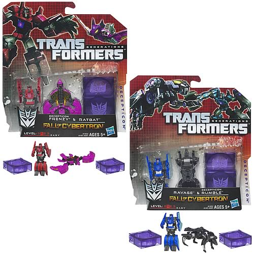 Transformers Generations Legends Wave 1 Set