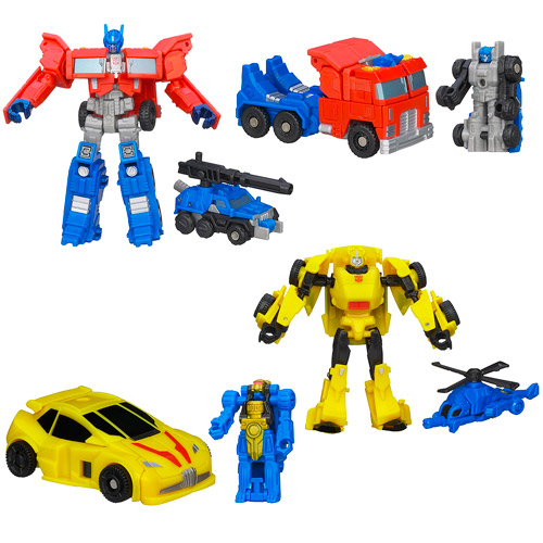 Transformers Generations Legends Wave 3 Set