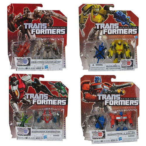 Transformers Generations Legends Wave 4