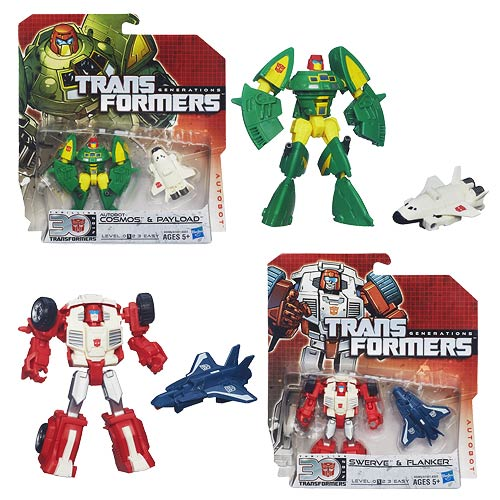 Transformers Generations Legends Wave 5 Set