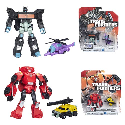Transformers Generations Legends Wave 8 Set
