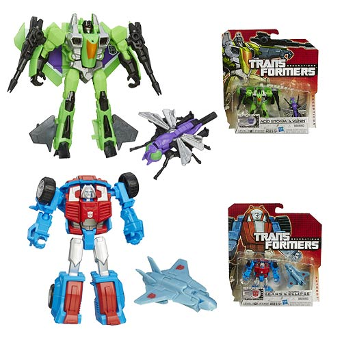 Transformers Generations Legends Wave 7 Set