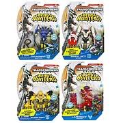 Transformers Prime Beast Hunter Deluxe Figures Wave 1 Set