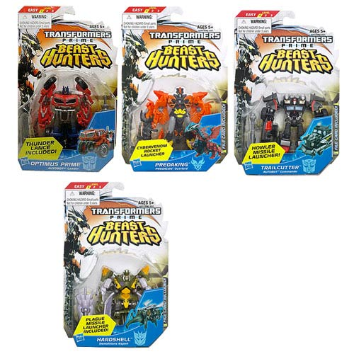 Transformers Beast Hunters Cyberverse Commander Wave 2 Rev.1